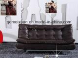 簡単な二重多機能の折りたたみ小さいグループの不精な布の芸術のソファーベッド(M-X3529)