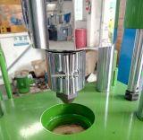 Machine de moulage injection de fléau de la verticale quatre