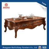 Mesa de café de madera (P263)