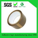 Alta calidad y razonable claro BOPP cinta adhesiva de embalaje de cartón el sellado
