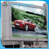 HD P8 annonçant le panneau extérieur d'Afficheur LED