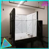 El tanque de almacenaje de acero esmaltado agricultura del agua de Sintex