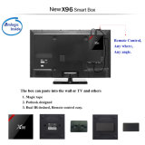 Amlogic S905W Android DVB-T2 TV Box Android Smart TV Box Kodi HDMI 2.0 préinstaller