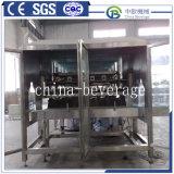 Chaîne de production automatique de l'eau minérale machine de remplissage de l'eau minérale de baril de 5 gallons