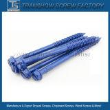 7.5X132 C1022 강철 콘크리트 나사