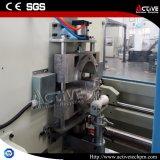 Ligne jumelle bon marché efficace élevée d'extrusion de vis de PVC pour la pipe