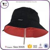 Sombrero plegable de nylon caliente de la pesca de la venta y del poliester de la promoción