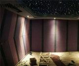 Mur acoustique environnemental Panel-2 de fibre de polyester d'E0-Class