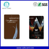 Cartão de RFID padrão ISO /M/TK/Em4100 Cartão Inteligente
