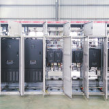 SAJ 8000B Serie 55KW VFD Wechselstrom-Laufwerk 3 Ausgabe der Phase 380V