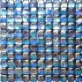 Mischfarben-Wand-Dekoration Backsplash Glasmosaik-Fliese für Küche