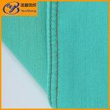 8.5OZ яркое - сплетенная зеленым цветом ткань джинсовой ткани Spandex рейона полиэфира хлопка