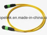 MPO Simplex van Sm van het Koord van het Flard van de Vezel fc-FC het Optische