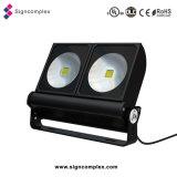 Indicatore luminoso di inondazione modulare flessibile della PANNOCCHIA 200W LED con il CE RoHS dell'UL Dlc