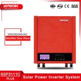 Hochfrequenzgegründeter Solarinverter der sonnenenergie-Inverter-/40A PWM