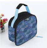 A impressão por atacado de pano de Oxford caçoa o saco da caixa de almoço da escola