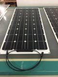 El panel solar Semi-Flexible 100W mono