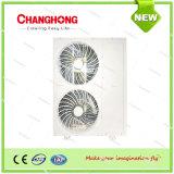 Type canalisé refroidi par air climatiseur d'élément fendu