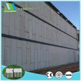 100mm de espuma de poliestireno expandido à prova de placa de cimento/painel sanduíche para parede Partitional