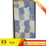 azulejo de cerámica de la pared de 250*400m m para el cuarto de baño (P813)