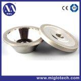 Индивидуальные чашки Electroplated Бонд алмазного шлифовального круга (GW-100070)