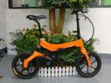 La alta calidad barata 5.2ah 36V 250W Batería de litio bicicleta plegable eléctrica