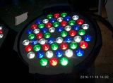 54 *3W RGBW LED PAR может PAR 64 лампа