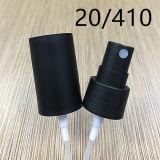 Pulvérisateur de brume noir mat 24/410/pulvérisateur de parfum en plastique