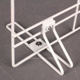 Стойка индикации шипучки стеллажей для выставки товаров крюка металла для вися перчаток