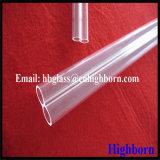二重穴の水晶ガラスの管