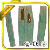 Vetro laminato a prova di proiettile con CE/ISO9001/ccc