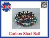 Faible prix de 6 mm de 8mm Revêtement noir bille en acier au carbone