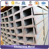 Estructuras de acero laminado en caliente la barra de canales (Q235)