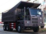 鉱山のダンプトラックのSinotruk HOWO 50のトン6X4のダンプかダンプカートラック