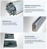 Portelli d'acciaio di obbligazione di rotolamento antivento del portello di laminatura dell'acciaio