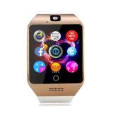 Q18s het Slimme Horloge van NFC met de Herinnering Bluetooth van de Vraag van de Camera