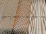 Новый Н тип напольная панель хорошего качества WPC деревянная пластичная составная