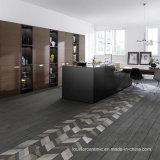 Mattonelle di pavimento di ceramica di legno della decorazione 150X600/150X1900mm