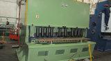 Le cisaillement hydraulique Machine utilisée pour la plaque en acier épais de cisaillement (QC12Y-32*3200)