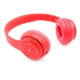 De nieuwe Hoofdtelefoon van de Hoofdtelefoon van Bluetooth van de Sport van de Stijl Kleurrijke Draadloze met Microfoon