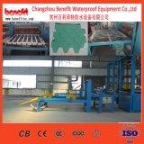 Rodillo de la ripia del asfalto de los materiales de construcción que hace la cadena de producción de la maquinaria