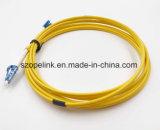 Cavo di zona duplex ottico della fibra MPO-LC per la rete locale