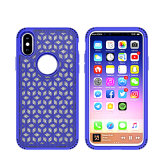Fabrik-Preis-Wärmeableitung-Telefon-Deckel-schützender Fall für iPhone 8