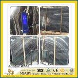부엌을%s 자연적인 Polished 회색 나무로 되는 돌 대리석 또는 목욕탕 또는 벽 또는 마루 또는 단계 또는 도와 또는 클래딩