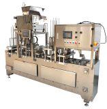 Automatische Twee Koppen de Vullende en Verzegelende Machine van de Lineaire Kop