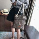 Sac d'emballage piquant mou de femmes de sac à provisions d'unité centrale (TTE-008)