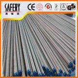 Precio inoxidable del tubo de acero del grado del SUS 304L 316L 309S 310S por el contador