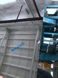 Appuyez sur la plaque en acier inoxydable miroir pour la décoration des planchers
