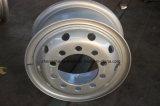 좋은 가격 경량 바퀴 변죽, 트럭 또는 트레일러 또는 버스 OEM 공장 강철 바퀴 변죽
