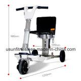Три колеса складывание электрические мобильности для скутера скутер электрический велосипед